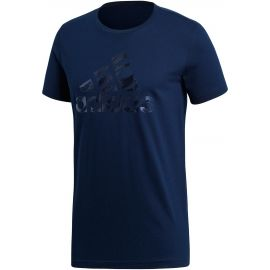 adidas BOS FOIL CAMO - Herren Shirt