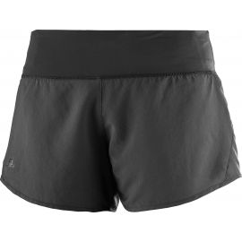 Salomon ELEVATE 2IN1 SHORT - Damen Laufshorts