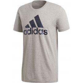 adidas BOS FOIL - Herren T-Shirt