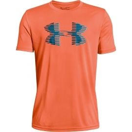 Under Armour TECH BIG LOGO SOLID TEE - Kinder T-Shirt