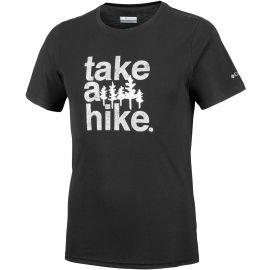 Columbia MILLER VALLEY SHORT SLEEVE TEE - Herren T- Shirt