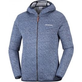 Columbia BOUBIOZ HOODED FULL ZIP FLEECE - Herren Fleece Sweatshirt