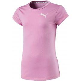 Puma SS TEE G - Mädchen Trainingsshirt