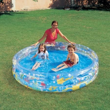 DEEP DIVE RING POOL - Swimmingpool - Bestway DEEP DIVE RING POOL
