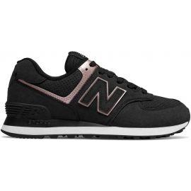 New Balance WL574NBK - Damen Sneaker
