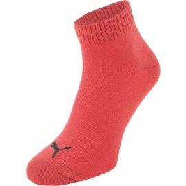 Puma QUARTER PLAIN 3P - Unisex Socken