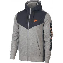 Nike NSW HBR+HOODIE FZ FLC - Herren Hoodie