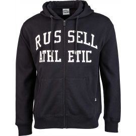 Russell Athletic ZIP THROUGH TACKLE TWILL HOODY - Herren Sweatshirt