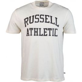 Russell Athletic S/S CREW NECK  TEE WITH LOGO PRINT - Herren T-Shirt
