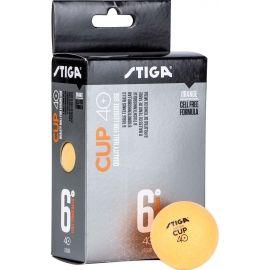 Stiga CUP ABS - Tischtennisbälle