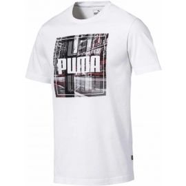 Puma PHOTO STREET TEE - Herren Shirt