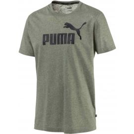 Puma ELEVATED ESS TEE HEATHER - Herren Shirt