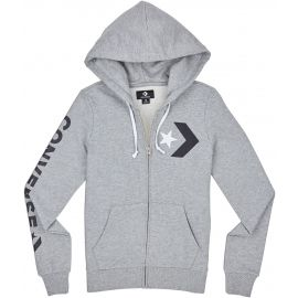 Converse STAR CHEVRON FULL-ZIP HOODIE - FT