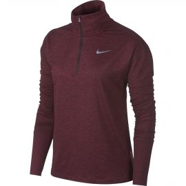 Nike ELMNT TOP HZ - Damen Laufshirt