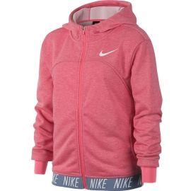 Nike DRY HOODIE FZ STUDIO - Mädchen Sporthoodie