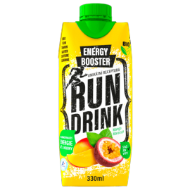 RunDrink MANGO MARACUJA 330 ML - Energy-Drink