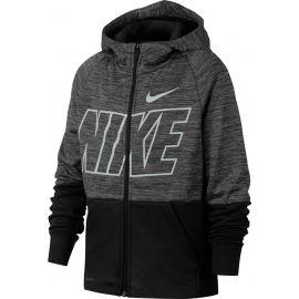 Nike THRMA HOODIE FZ GFX - Jungen Sport Hoodie