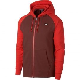 Nike NSW OPTIC HOODIE FZ - Herren Hoodie