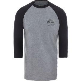 Vans MN HOLDER ST RAGLAN - Herren T-Shirt